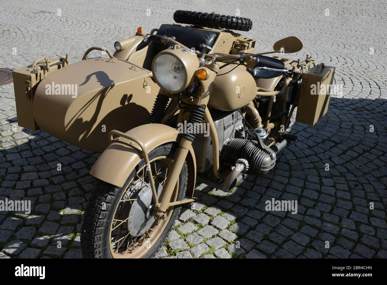 Old Bmw Bike High Resolution Stock Photography And Images Alamy