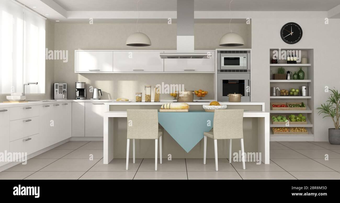 Sweet Home 3D Controsoffitto kitchen window curtain white stock photos & kitchen window
