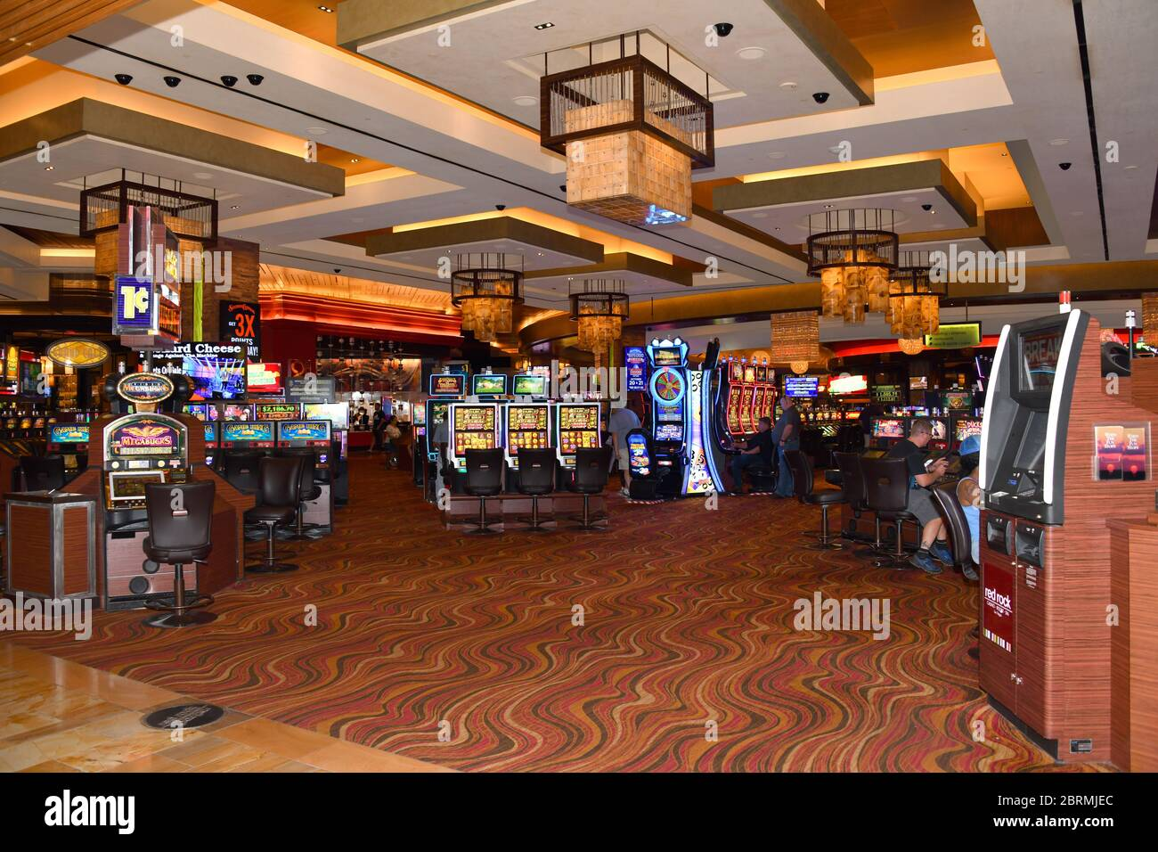 Red Rock Casino High Resolution Stock Photography And Images Alamy