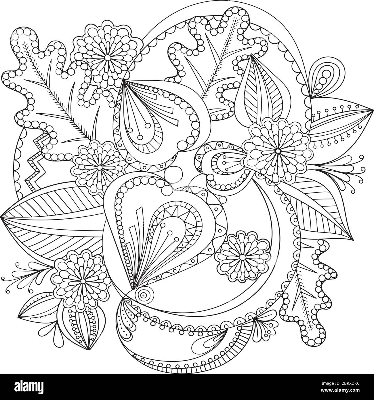 Botany Cover Page High Resolution Stock Photography And Images Alamy