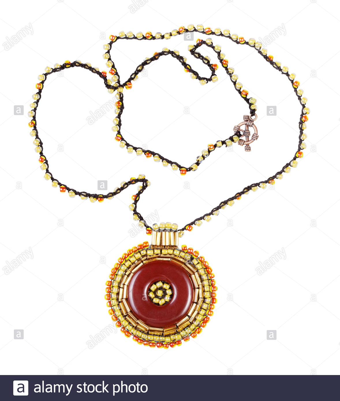 Embroidered Medallion High Resolution Stock Photography And Images Alamy