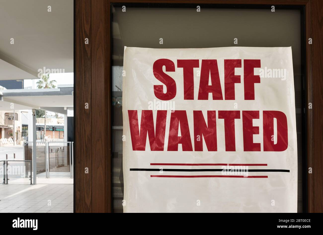 Job Vacancy Sign High Resolution Stock Photography And Images Alamy