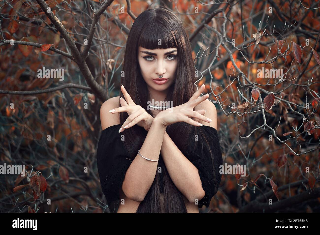 British hot girls gypsy video Portrait Of A Gypsy Girl High Resolution Stock Photography And Images Alamy