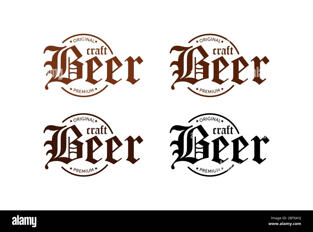 Page 3 Beer Logo High Resolution Stock Photography And Images Alamy