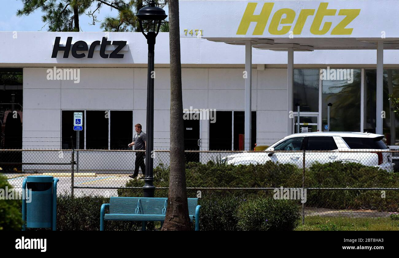 Car Rental Office High Resolution Stock Photography And Images Alamy