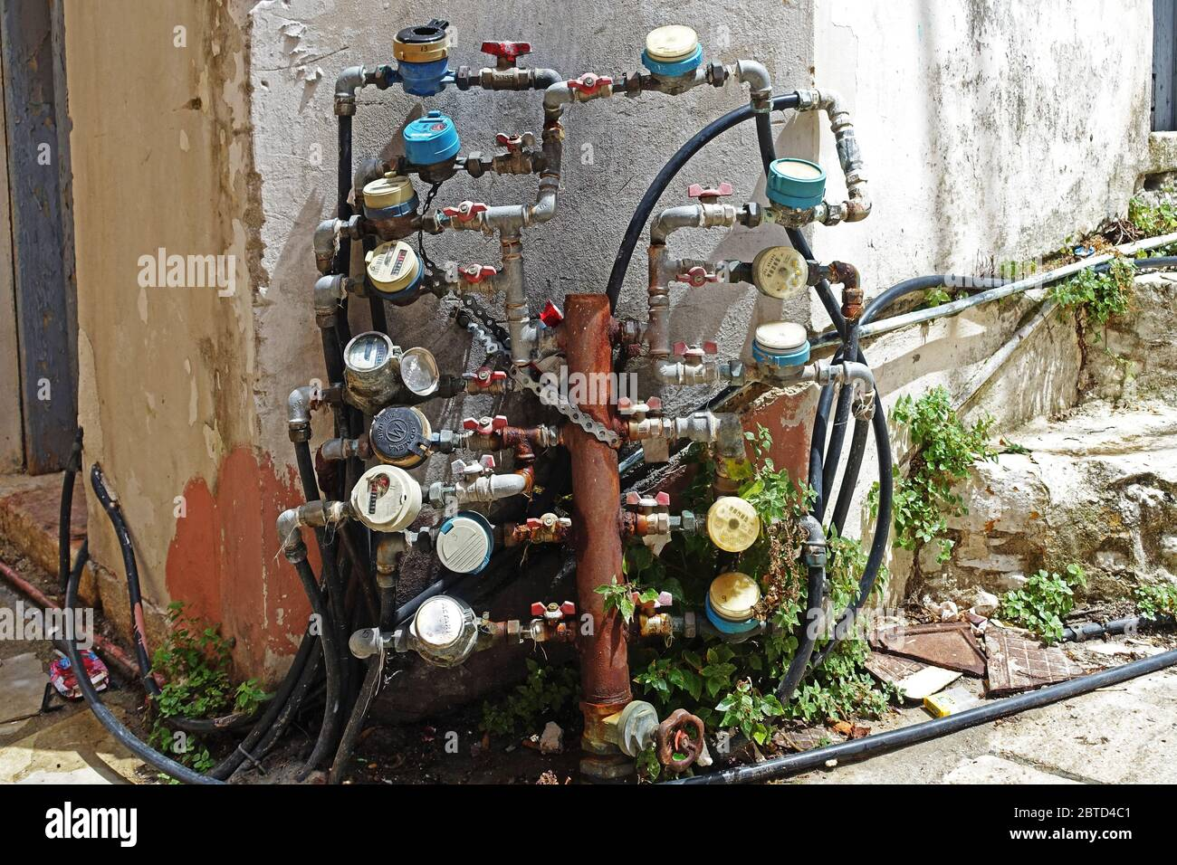 Water Meter Measure High Resolution Stock Photography and Images - Alamy [ 956 x 1300 Pixel ]