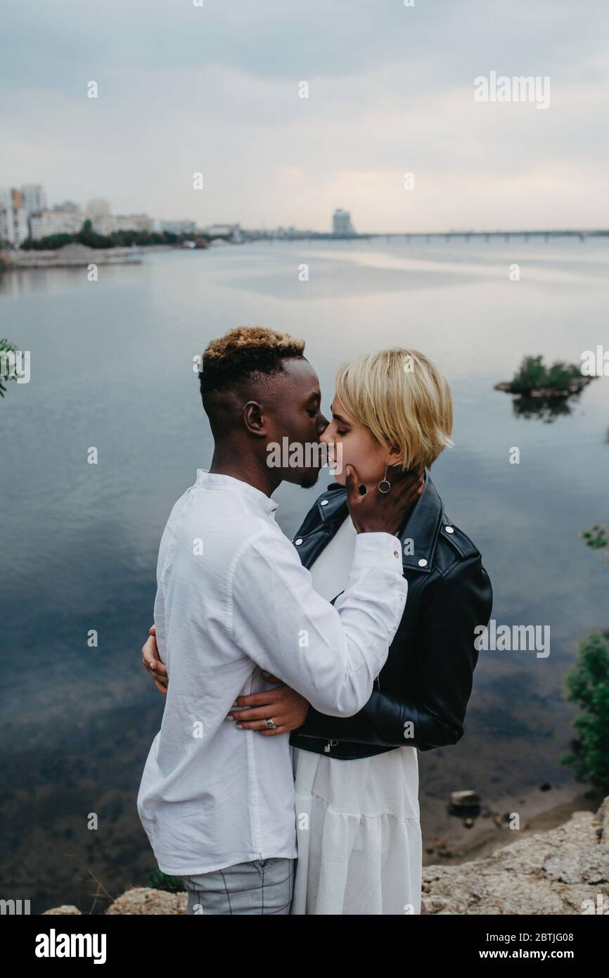 Keep calm and love interracial couples.#amwf - Pinterest