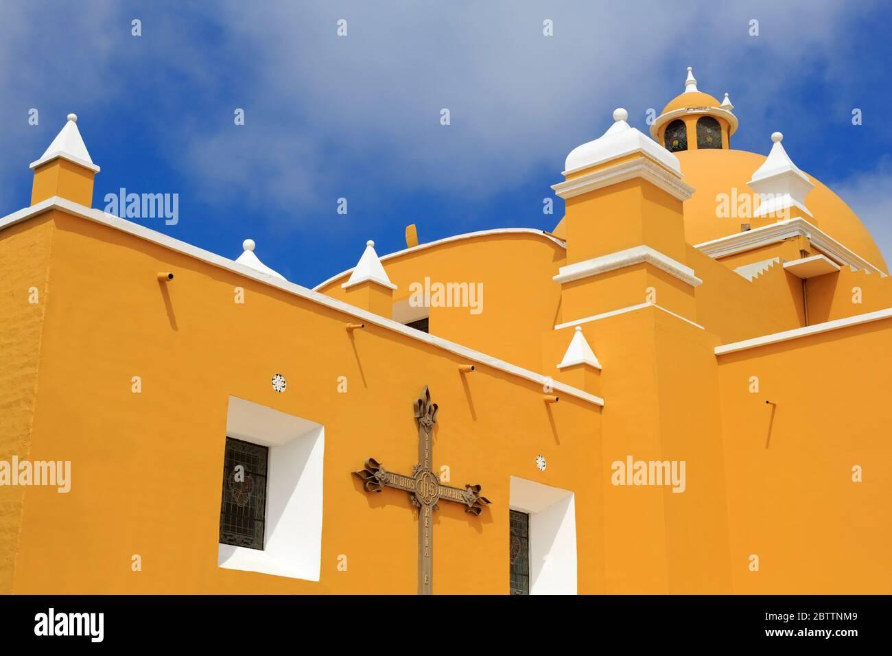 Cathedral Basilica, Plaza de Armas, Trujillo, Peru, South America Stock Photo