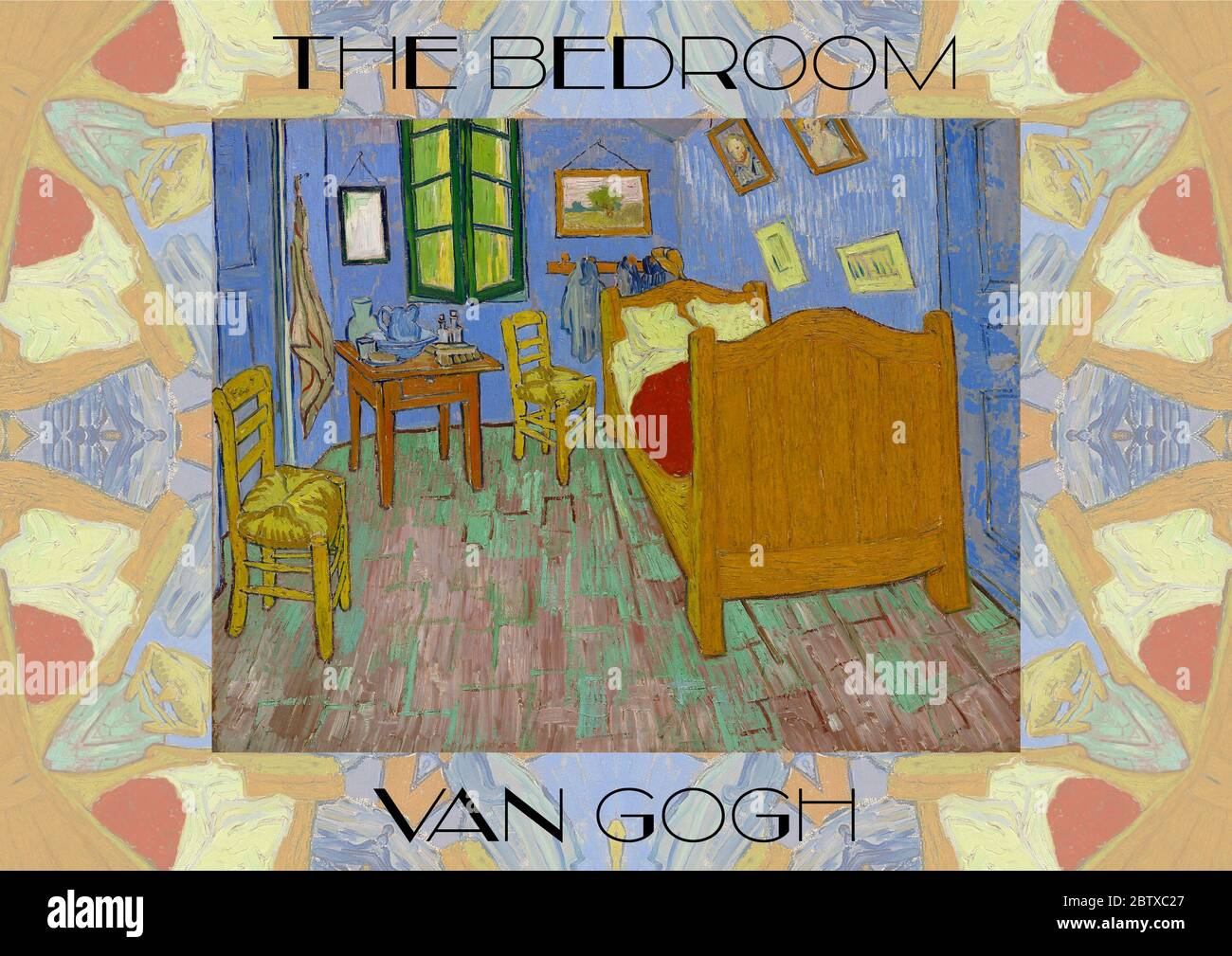The Bedroom Vincent High Resolution Stock Photography And Images Alamy