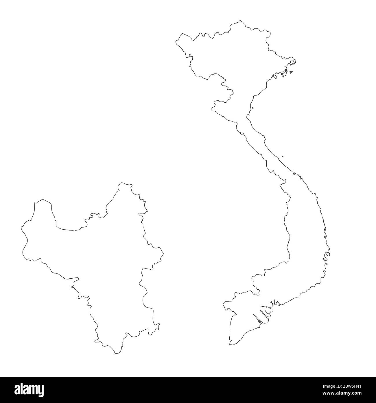Picture of: Hanoi Vietnam Maps Cartography Geography Hanoi High Resolution Stock Photography And Images Alamy