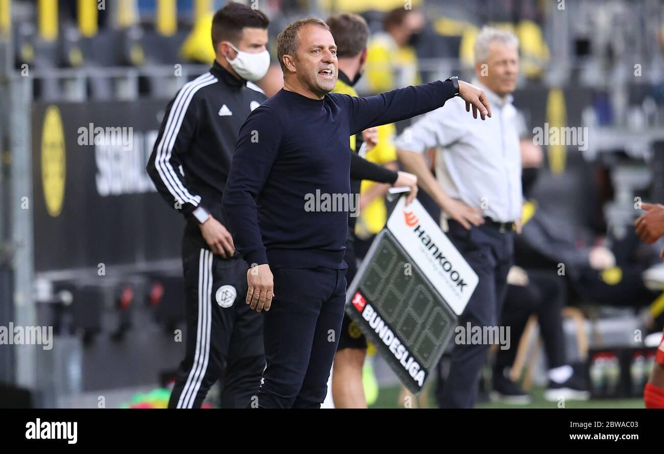 Signal Iduna Park Dortmund Germany 26 05 2020 Football Bundesliga Season 2019 20 Matchday 28 Borussia Dortmund