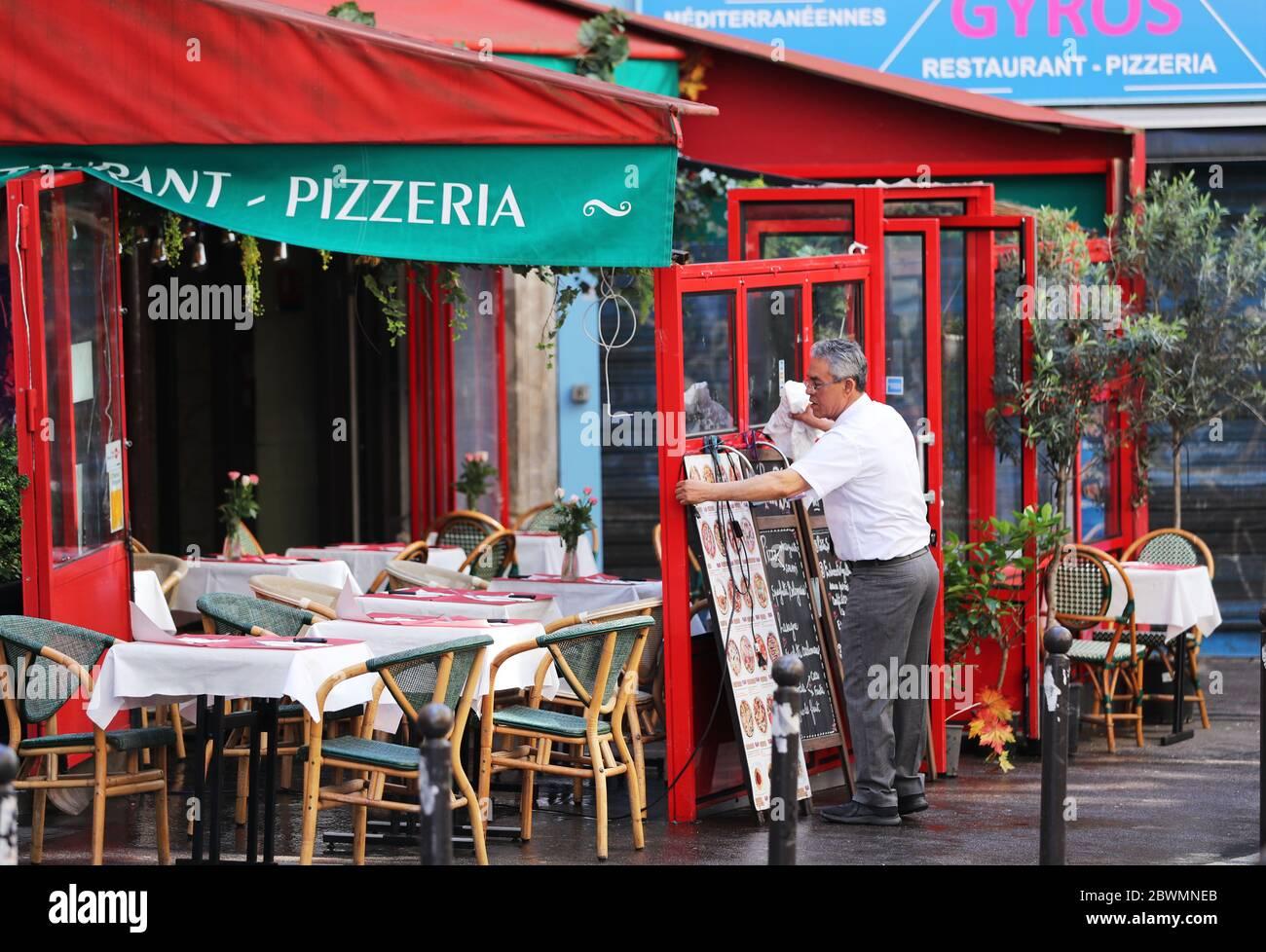 Paris france restaurants