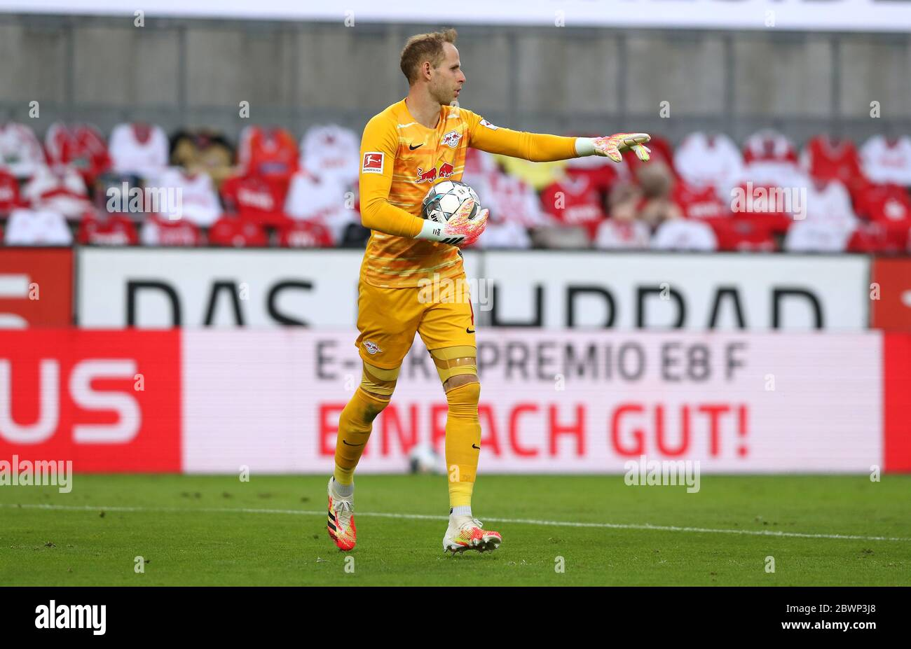 Peter Gulacsi Rb Leipzig High Resolution Stock Photography and ...