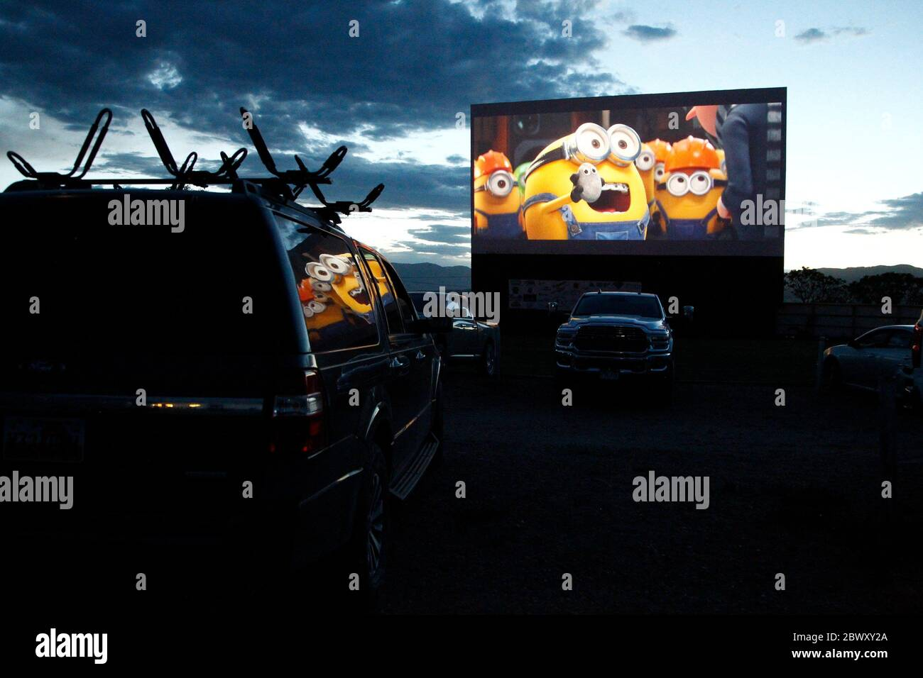 Theatre Drive High Resolution Stock Photography And Images Alamy
