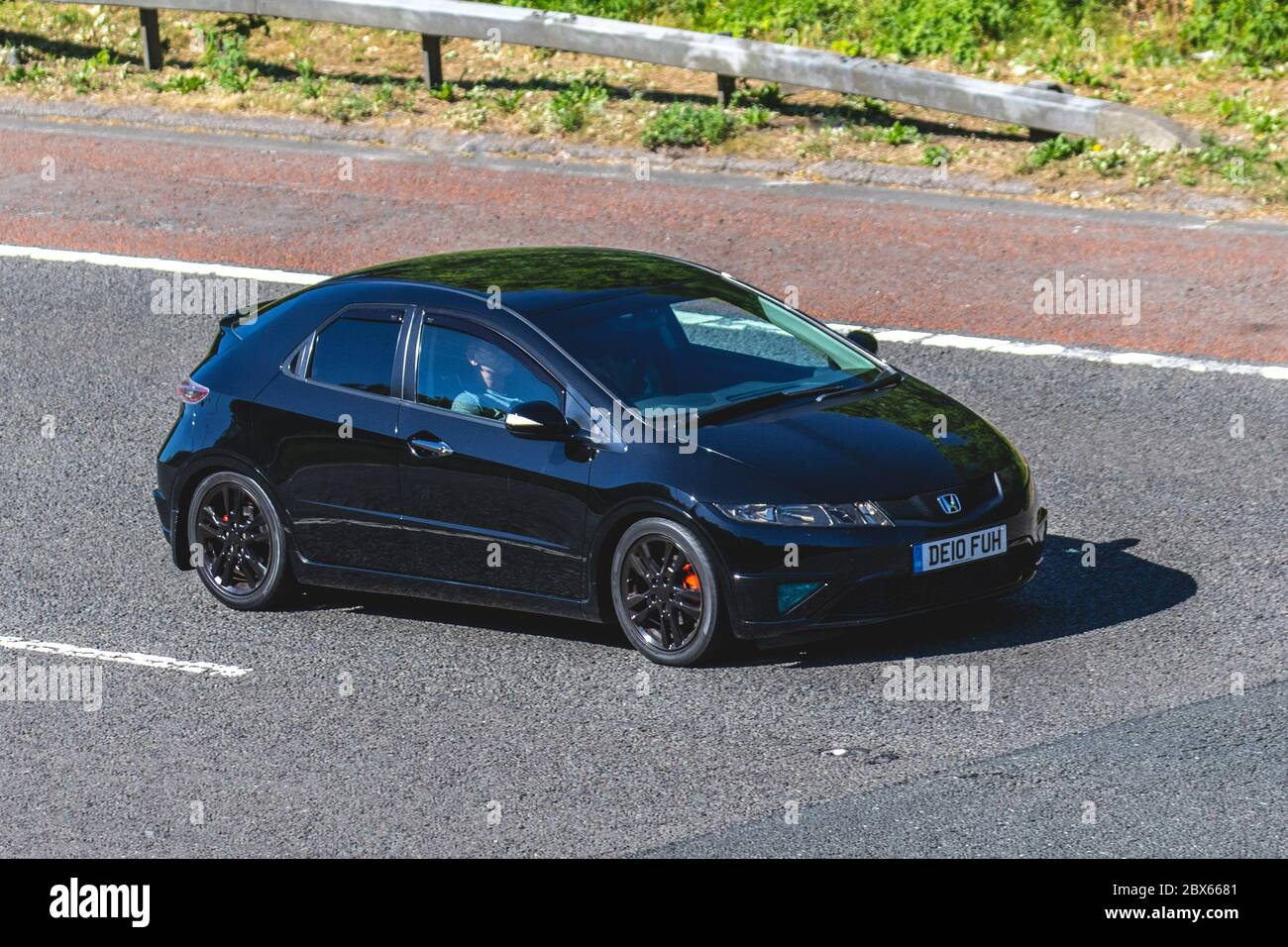 The Honda Civic 1 High Resolution Stock Photography And Images Alamy