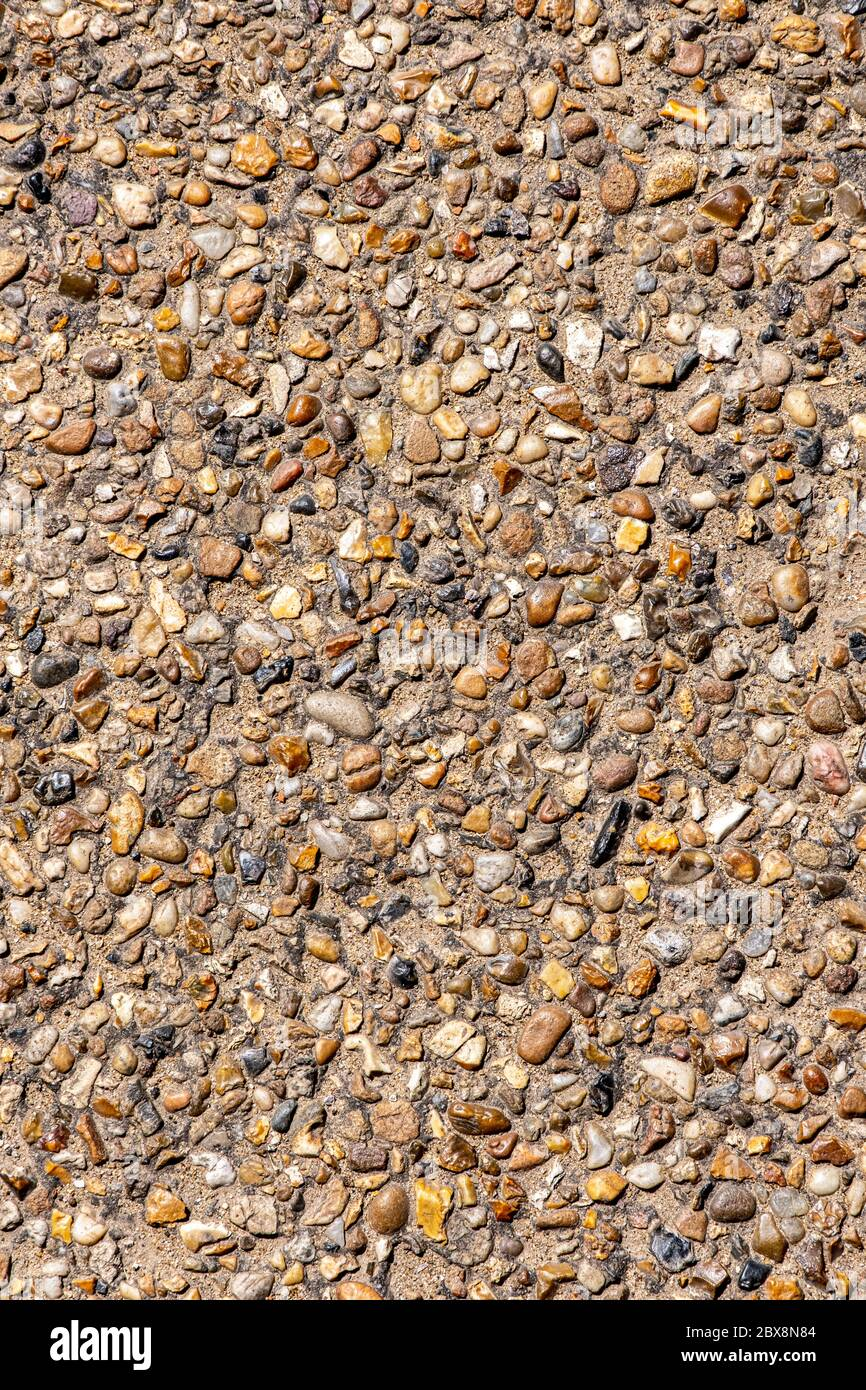 Backdrop, background, vector, design. Stone conglomerate Stock Photo