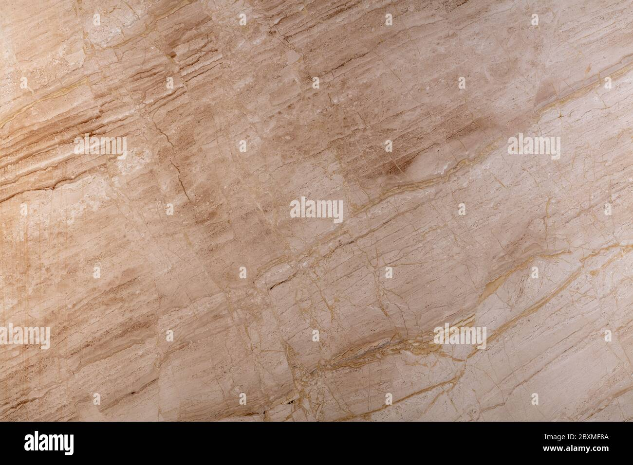 Natural Marble Texture In Beautiful Beige Tone For Design Stock Photo Alamy