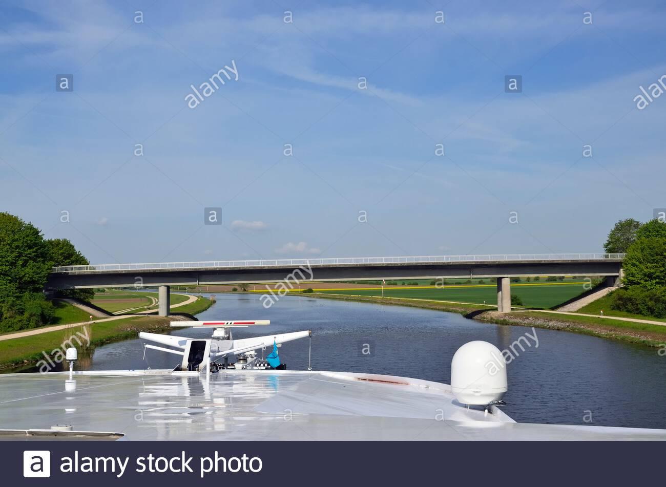 kanal kreuzfahrt donau