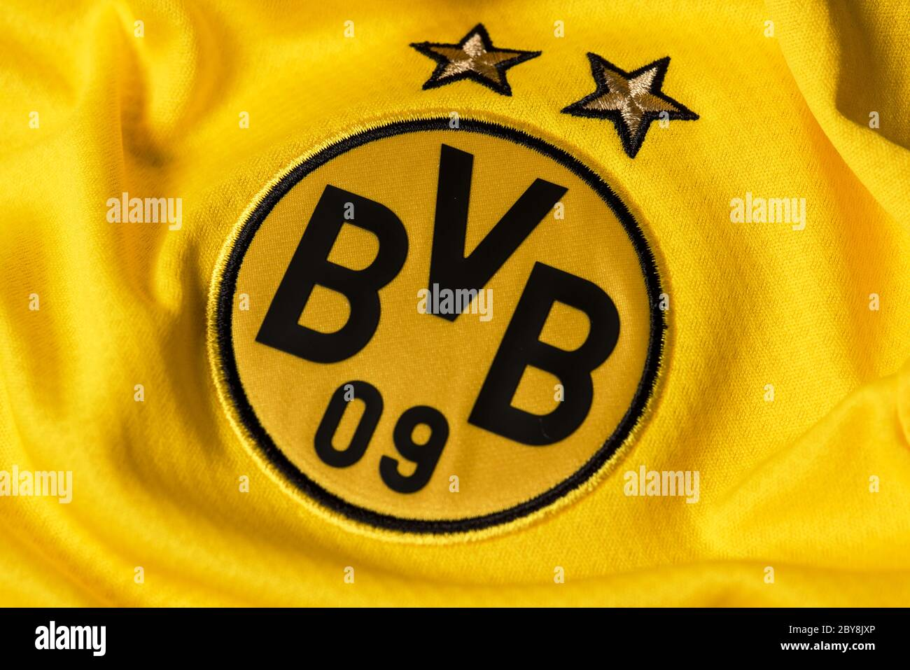 Bvb Logo High Resolution Stock Photography And Images Alamy
