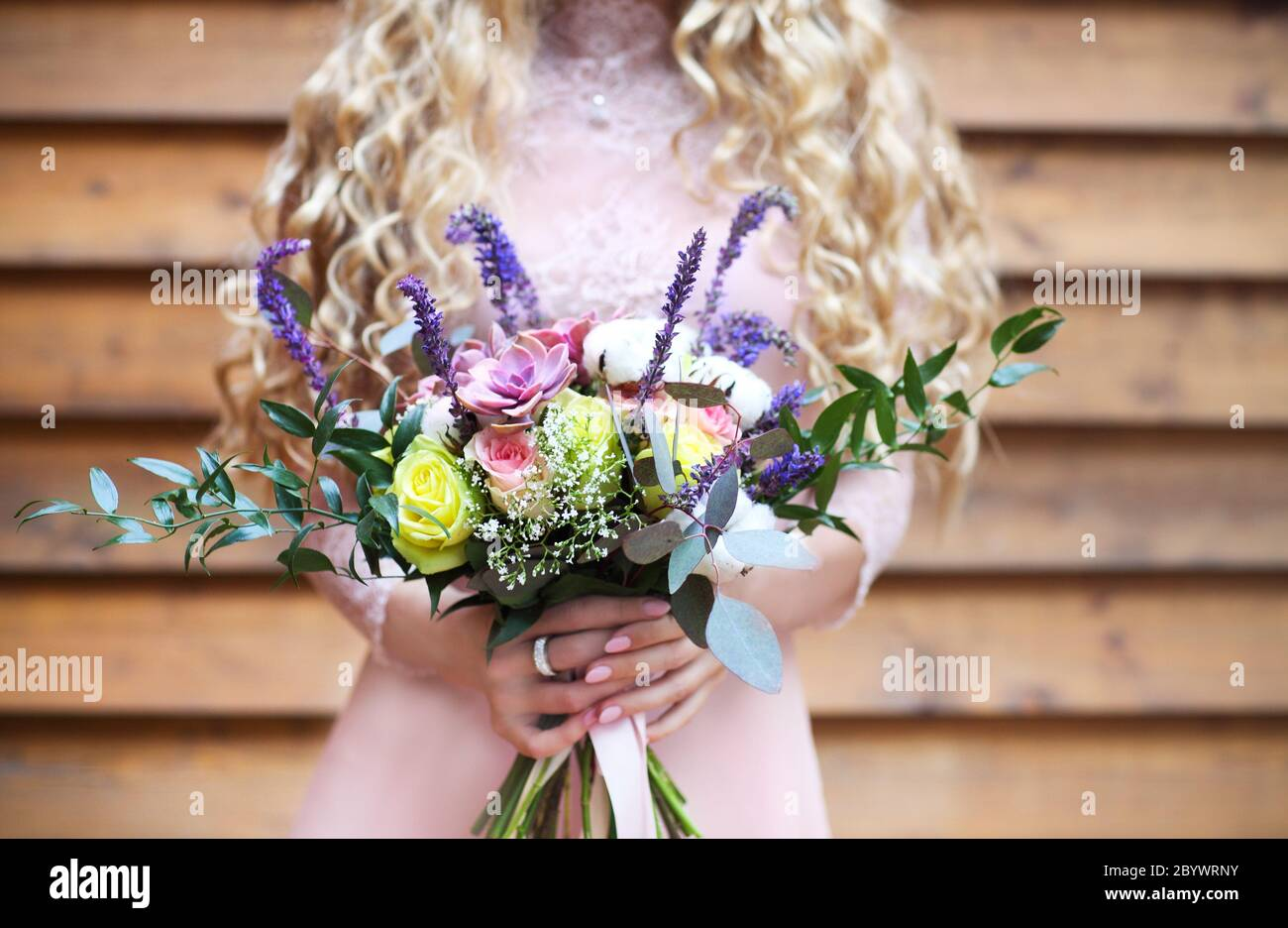 Succulent Wedding Flowers High Resolution Stock Photography And Images Alamy