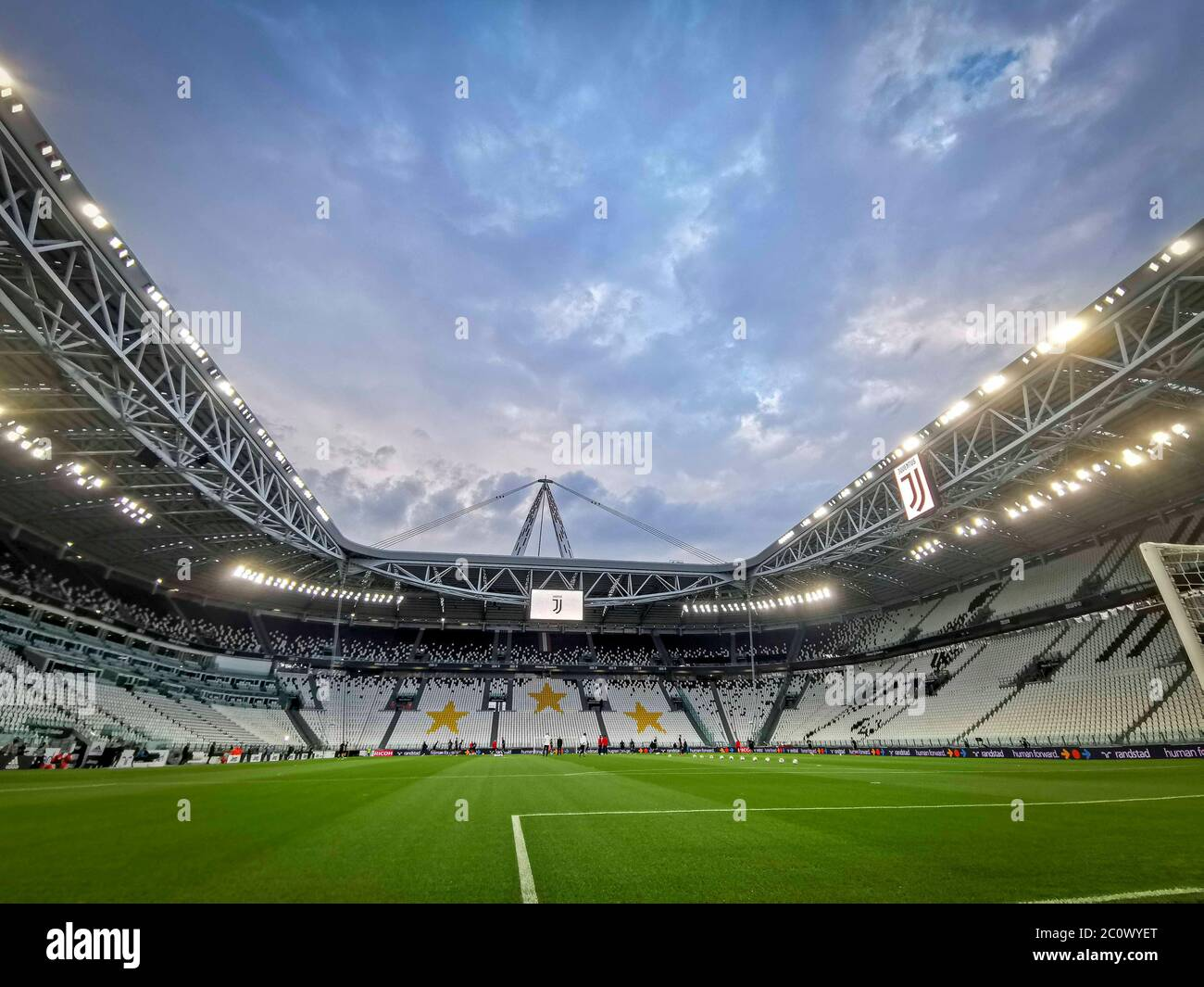 turin italy 12th june 2020 turin juventus milan italian cup 2019 2020 at juventus stadium behind https www alamy com turin italy 12th june 2020 turin juventus milan italian cup 20192020 at juventus stadium behind closed doors for the covid emergency 2019 in the picture credit independent photo agencyalamy live news image361988112 html