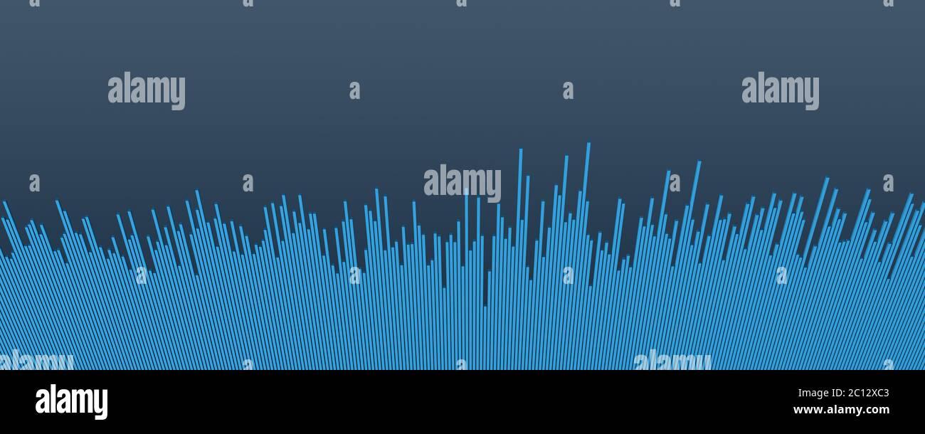 Continuous horizontal block diagram - 3d illustration Stock Photo - Alamy [ 610 x 1300 Pixel ]