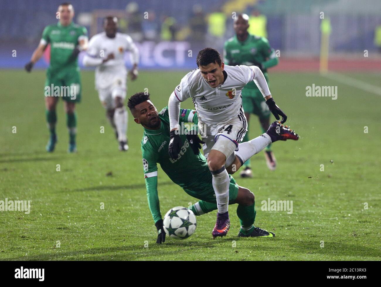 Ludogorets v basel betting preview nfl sports betting in las vegas