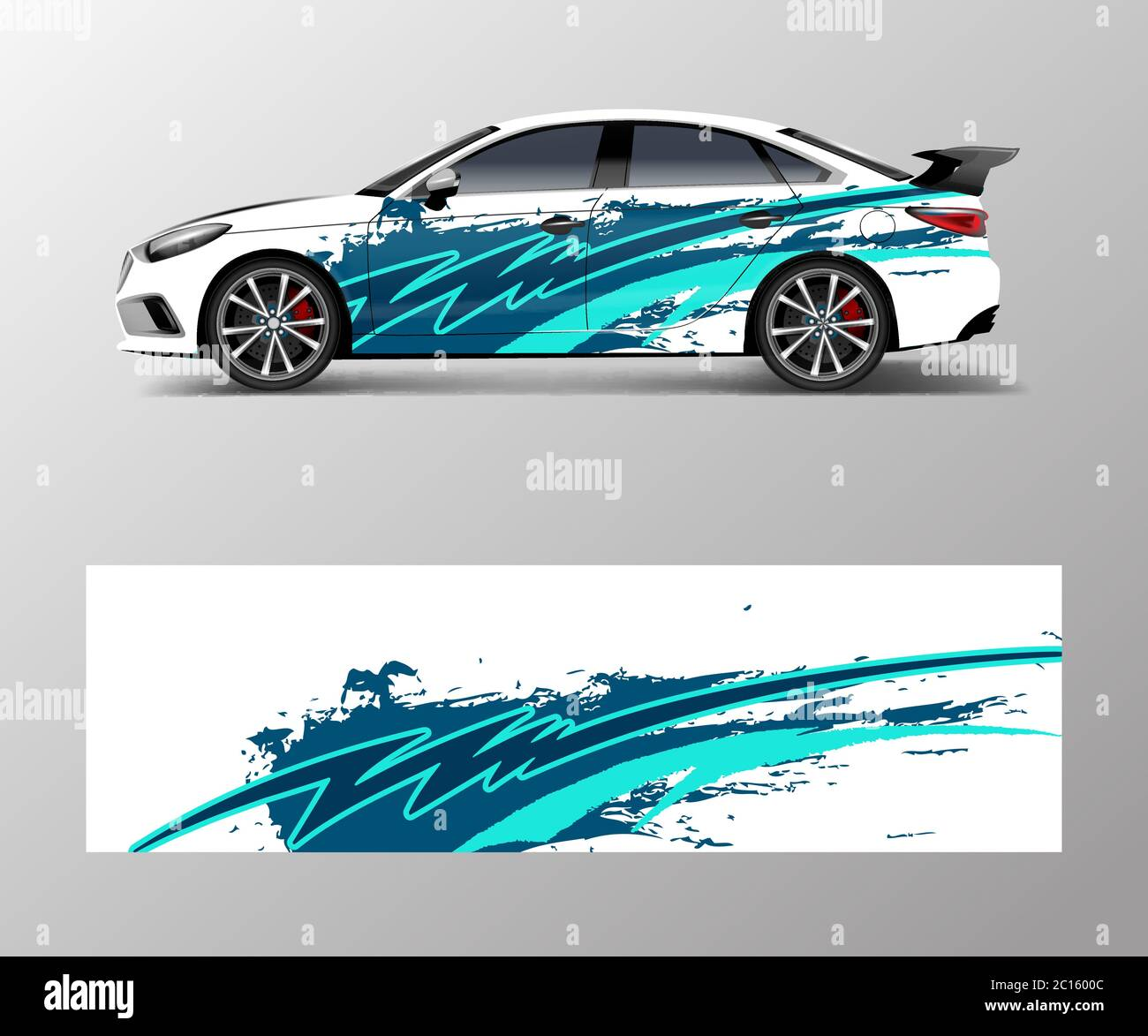 Car Sticker Design High Resolution Stock Photography And Images Alamy