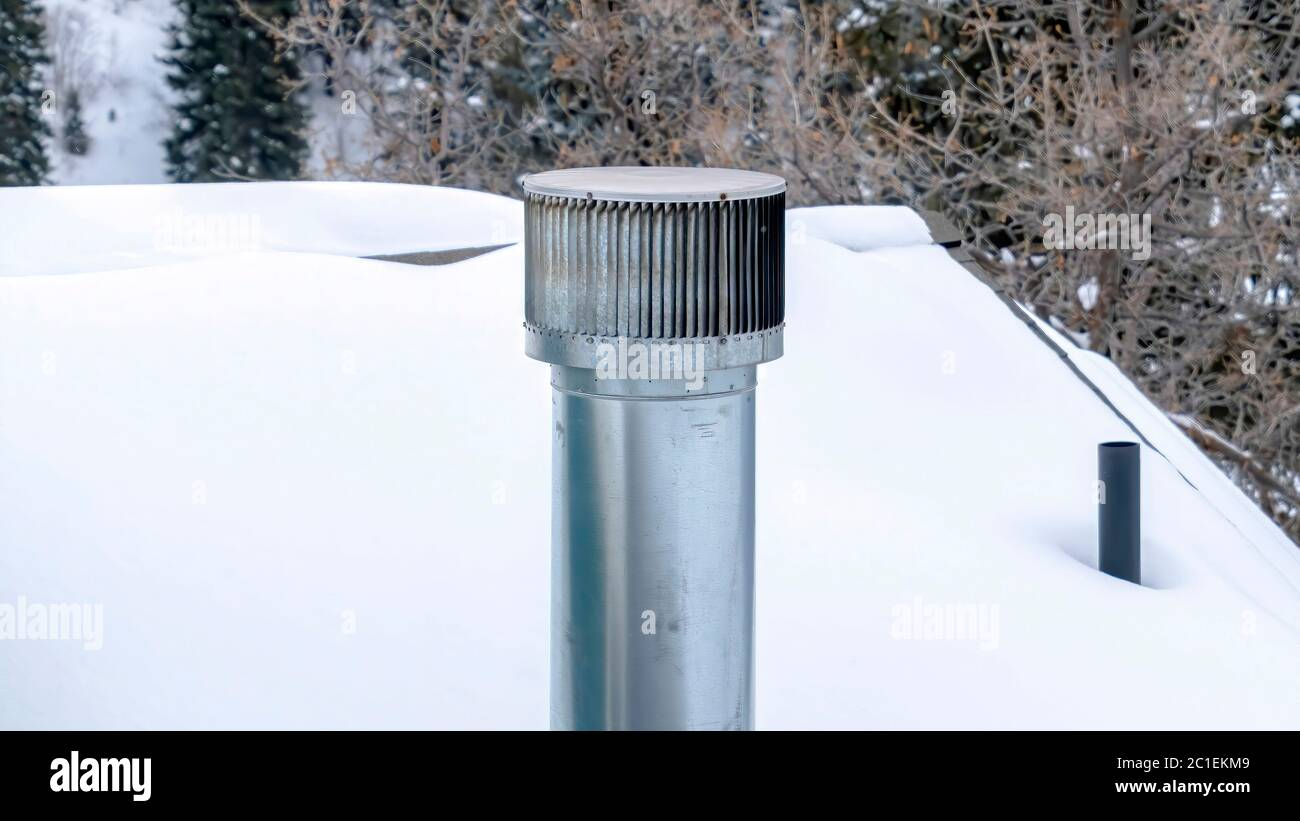 Roof Vent Pipe High Resolution Stock Photography And Images Alamy