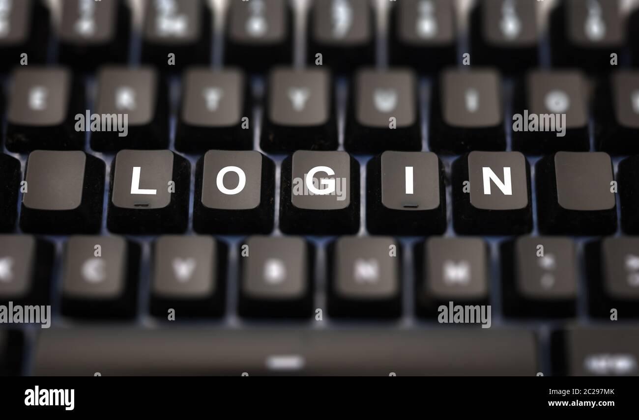 Login word space Microsoft Word