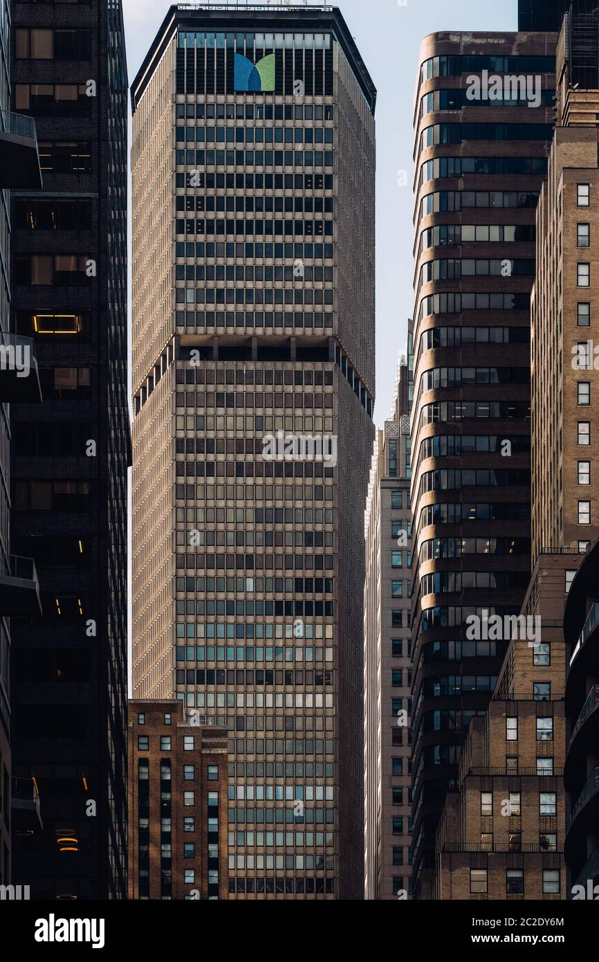 View Of Metlife Building High Resolution Stock Photography and ...