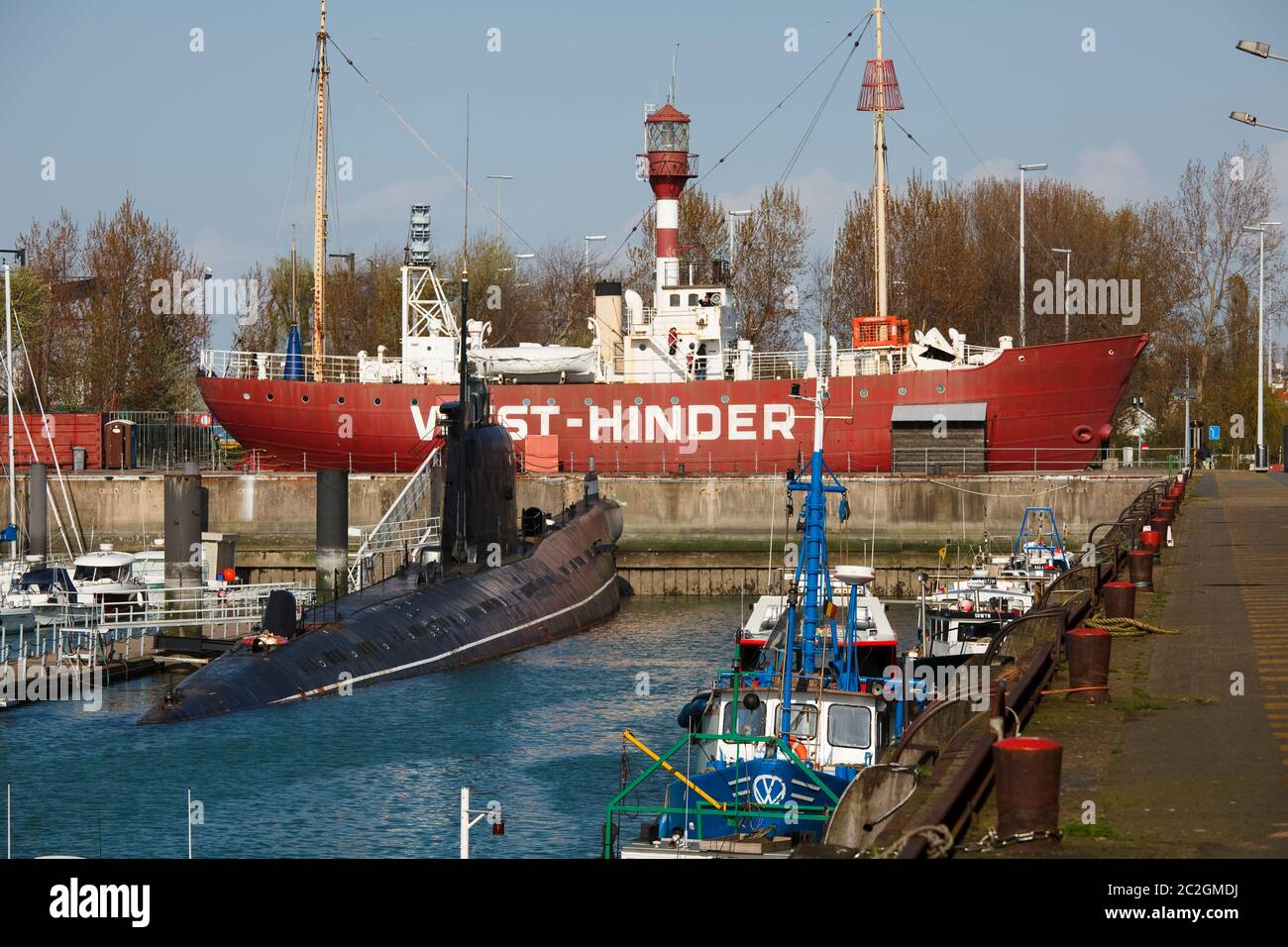 Zeebrugge Port High Resolution Stock Photography And Images Alamy