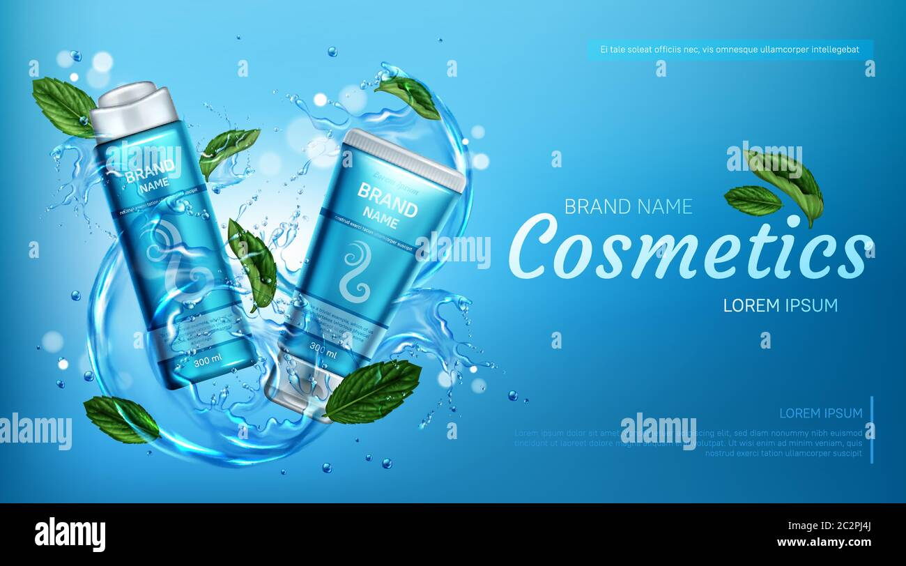 Shampoo Ad High Resolution Stock Photography and Images   Alamy