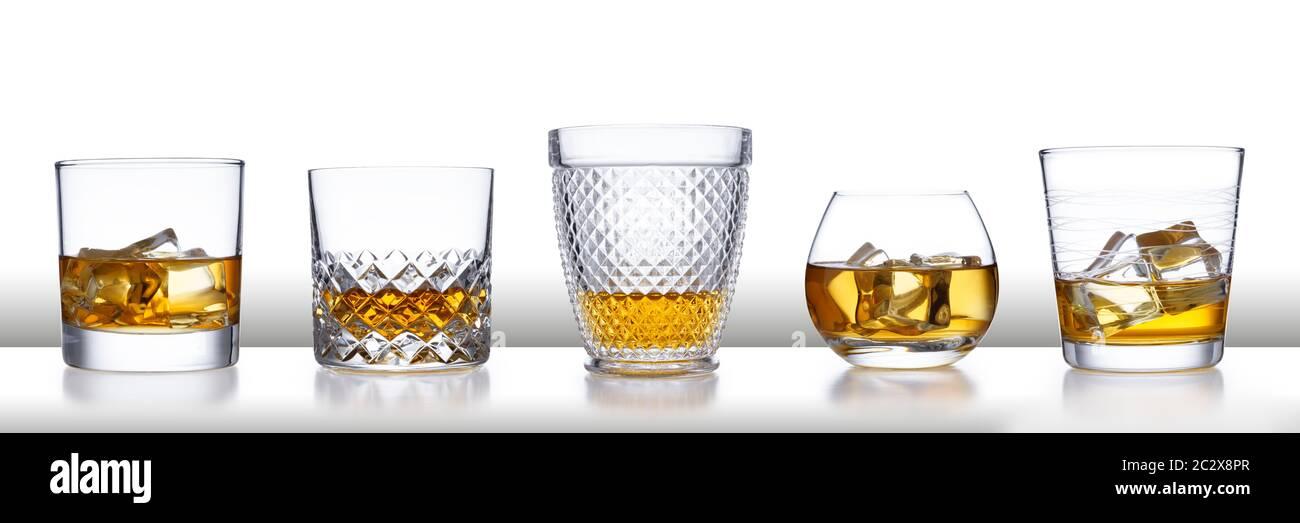 Set of 24 GLASSCO private label Cheerful Short GLASSCO Beverage Water Drinking Glasses
