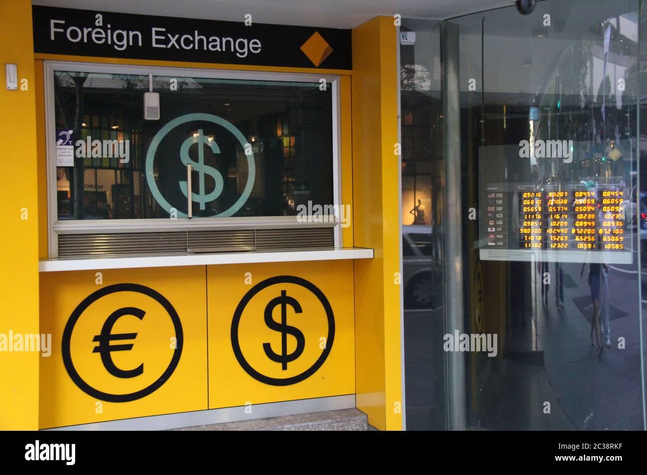 cth bank of australia forex