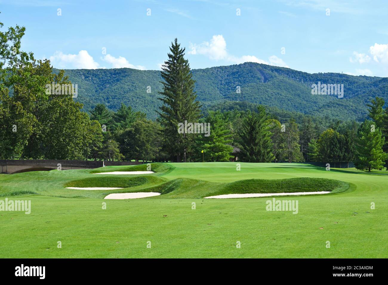 Golfing Vacations High Resolution Stock Photography And Images Alamy