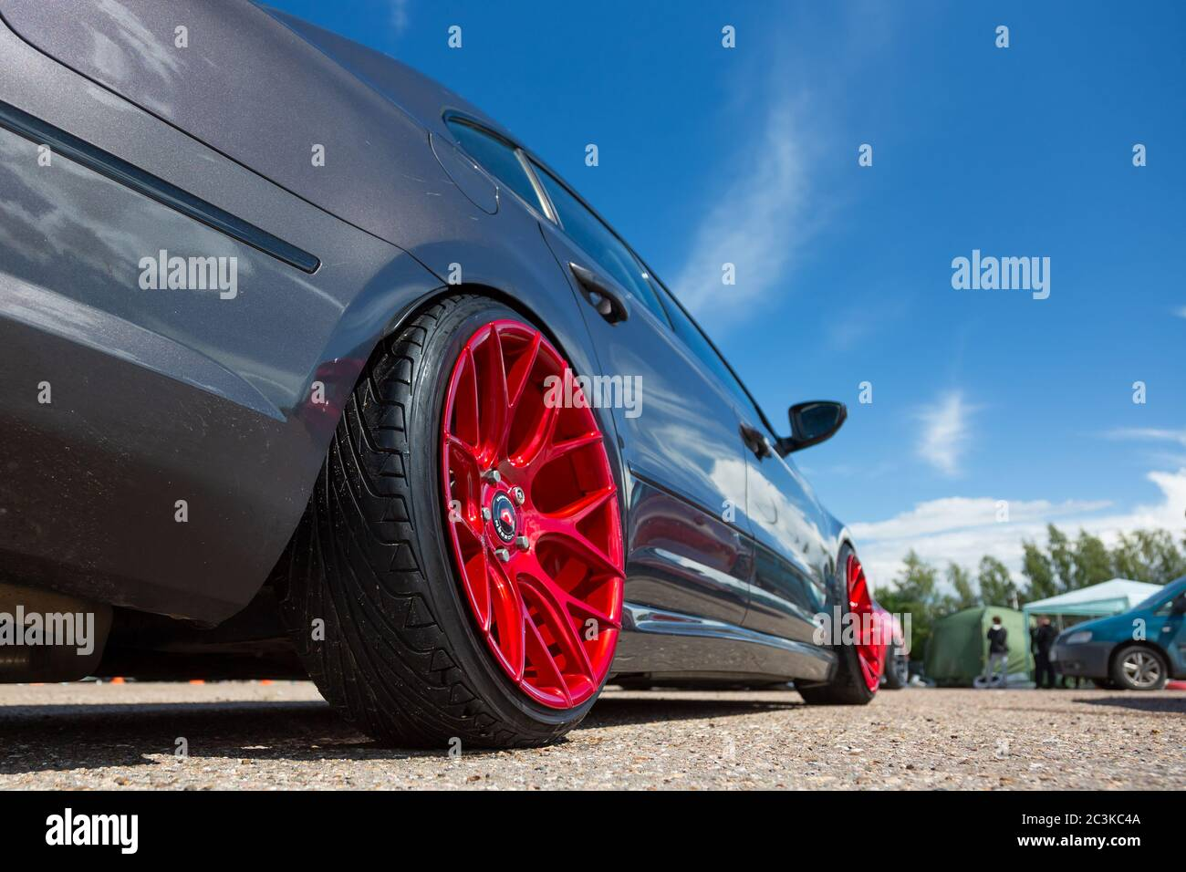 Vw Passat Cc High Resolution Stock Photography And Images Alamy