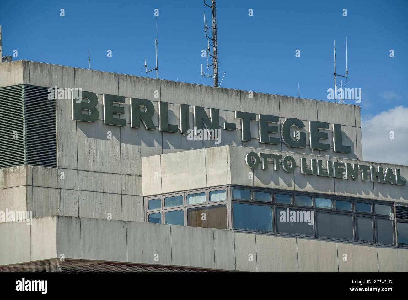 Logo Airport Tegel Reinickendorf Berlin Germany Flughafen Deutschland Stock Photo Alamy