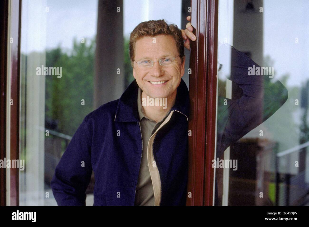Guido Westerwelle - General Secretary of the FDP - Germany Stock Photo