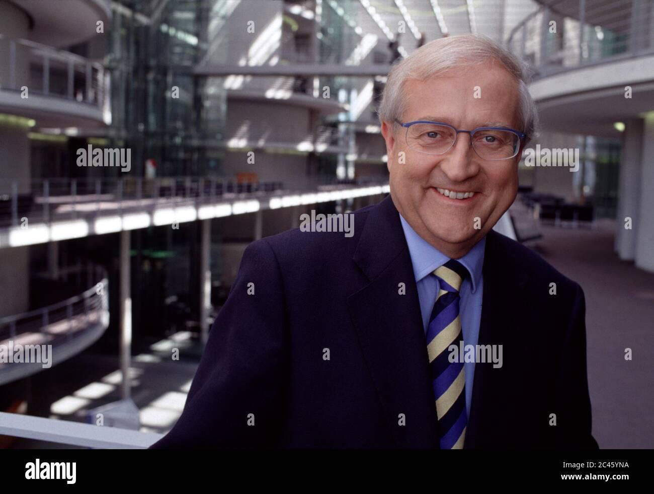 Rainer Brüderle - Member of the Federal FDP - FDP Rhineland-Palatinate - Germany Stock Photo