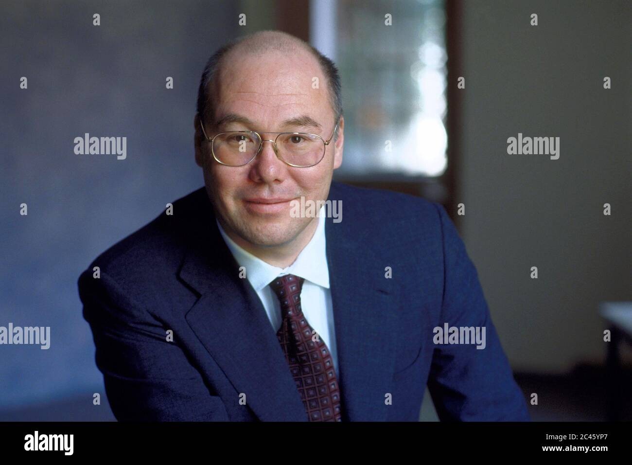 Dr. Metin Colpan - CEO of QIAGEN AG Stock Photo