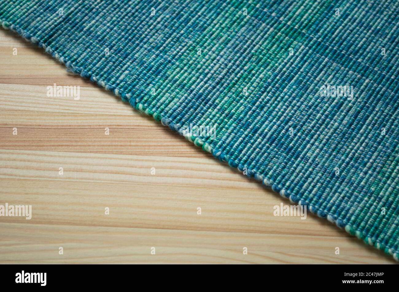 Texture Of Pine Glued Background And Texture Of The Rough Tablecloth Or Canvas Of Blue Shades Folded Diagonally Soft And Solid Stock Photo Alamy