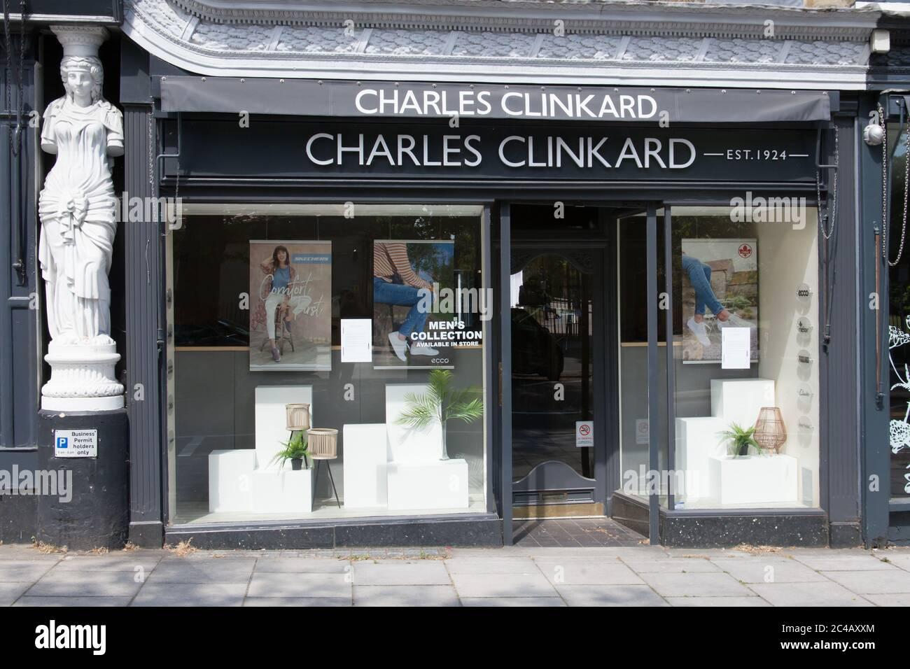 Charles Clinkard Shoe Shop in