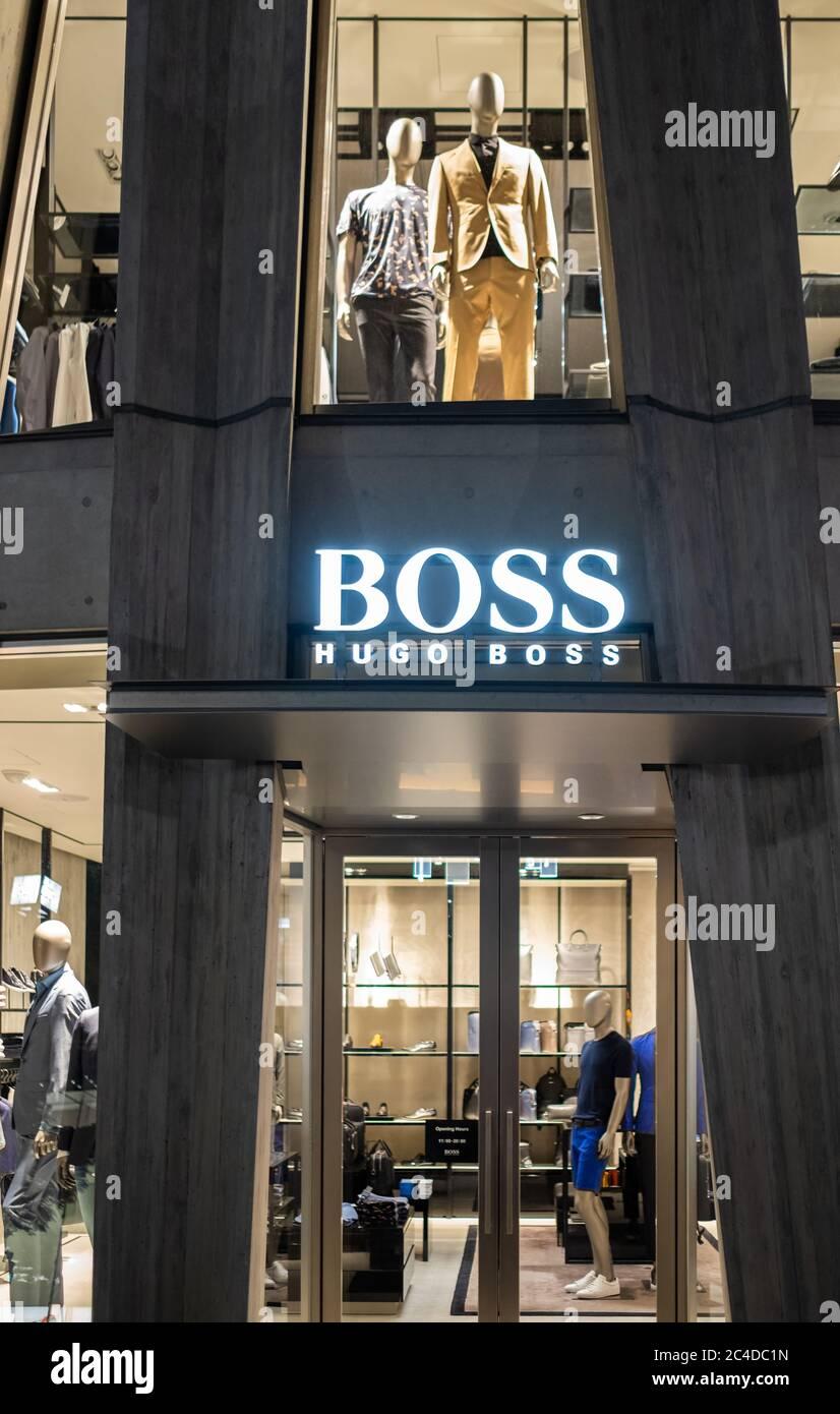 hugo boss emporia