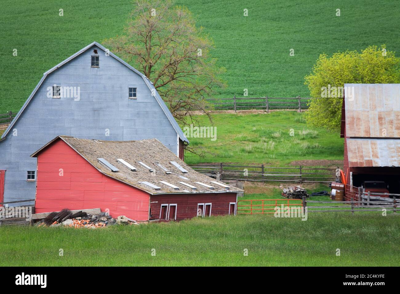 near pullman washington state palouse high resolution stock photography and images alamy alamy