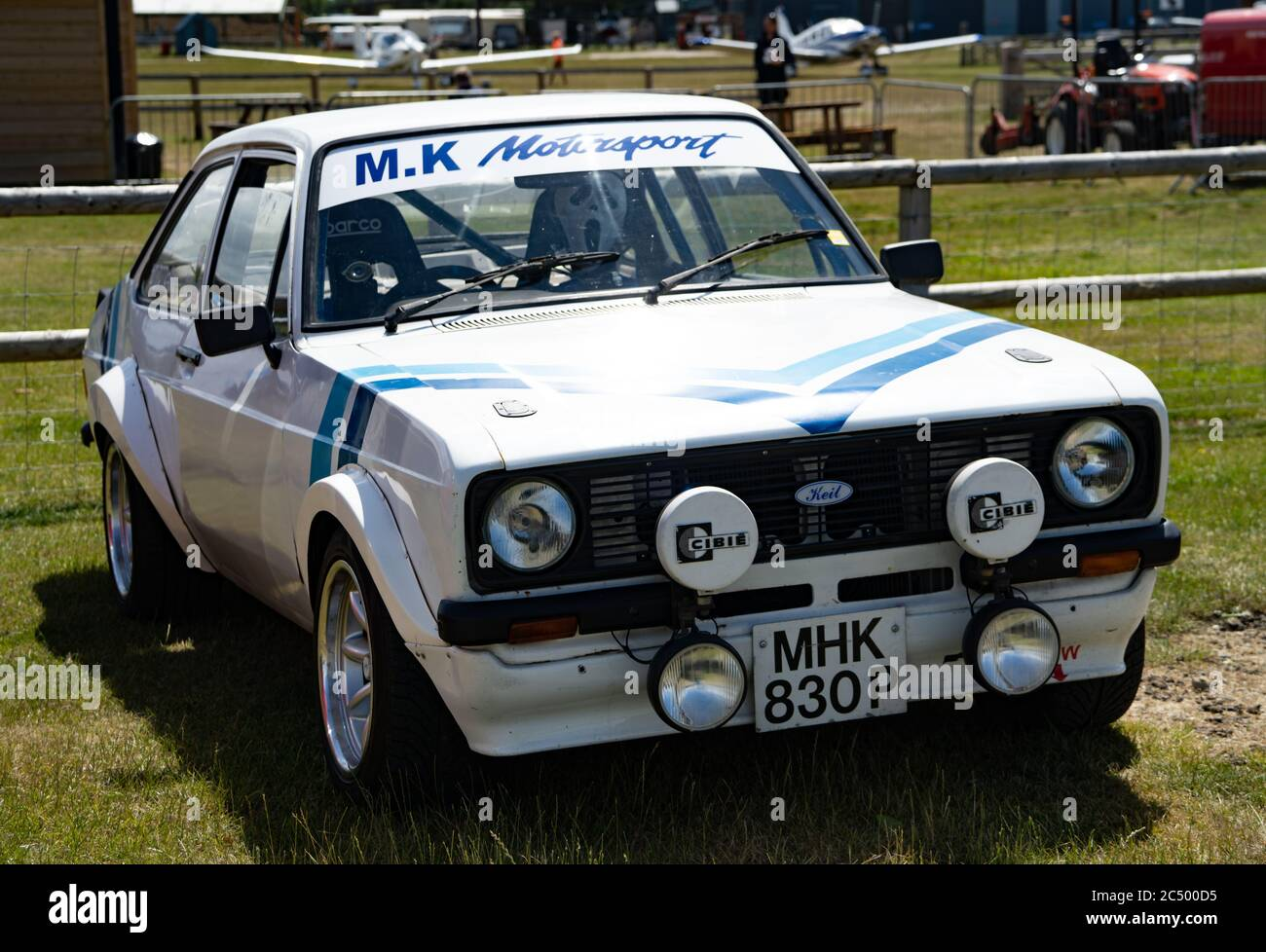 Mk2 Ford Escort High Resolution Stock Photography And Images Alamy