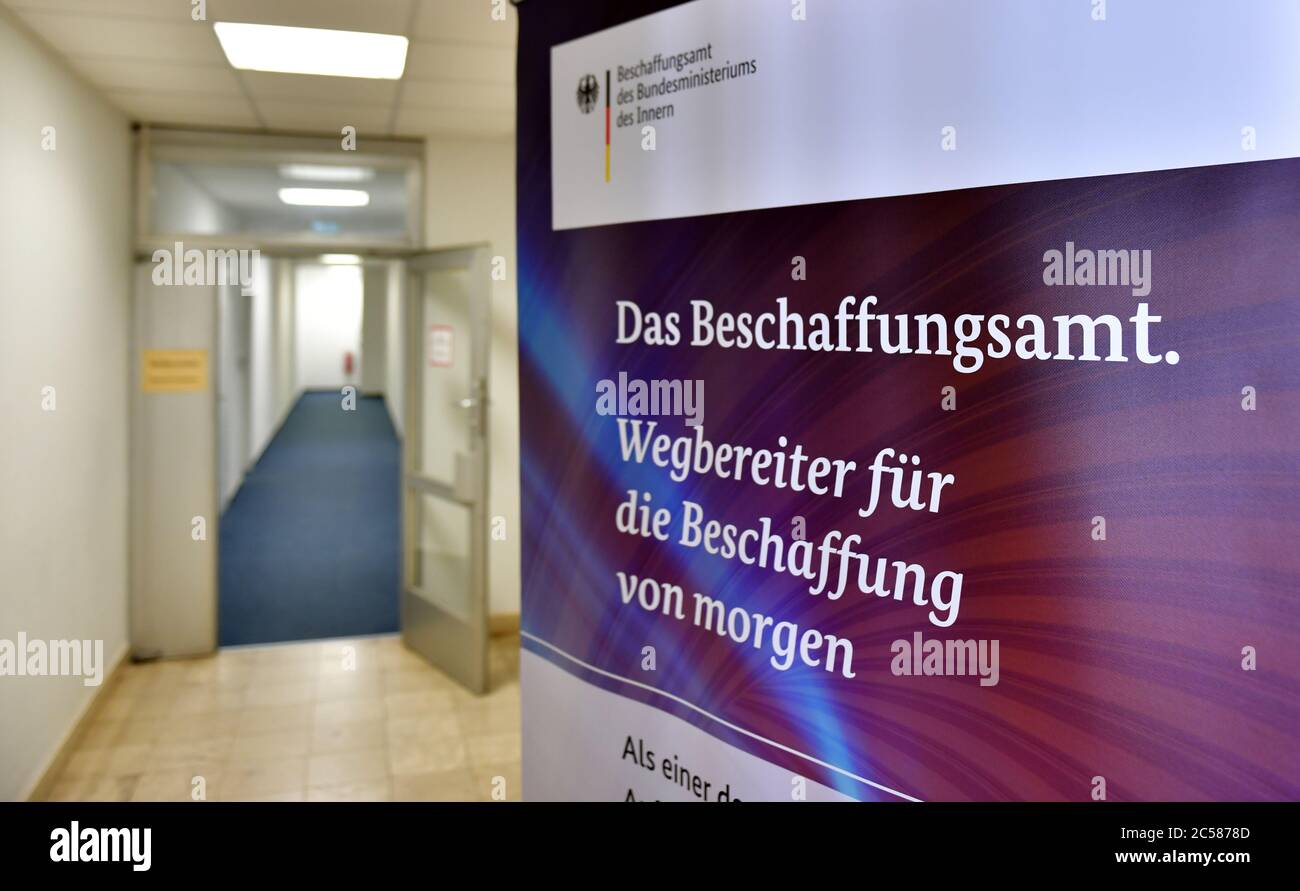 Erfurt, Germany. 20st July, 20. An information board is located ...