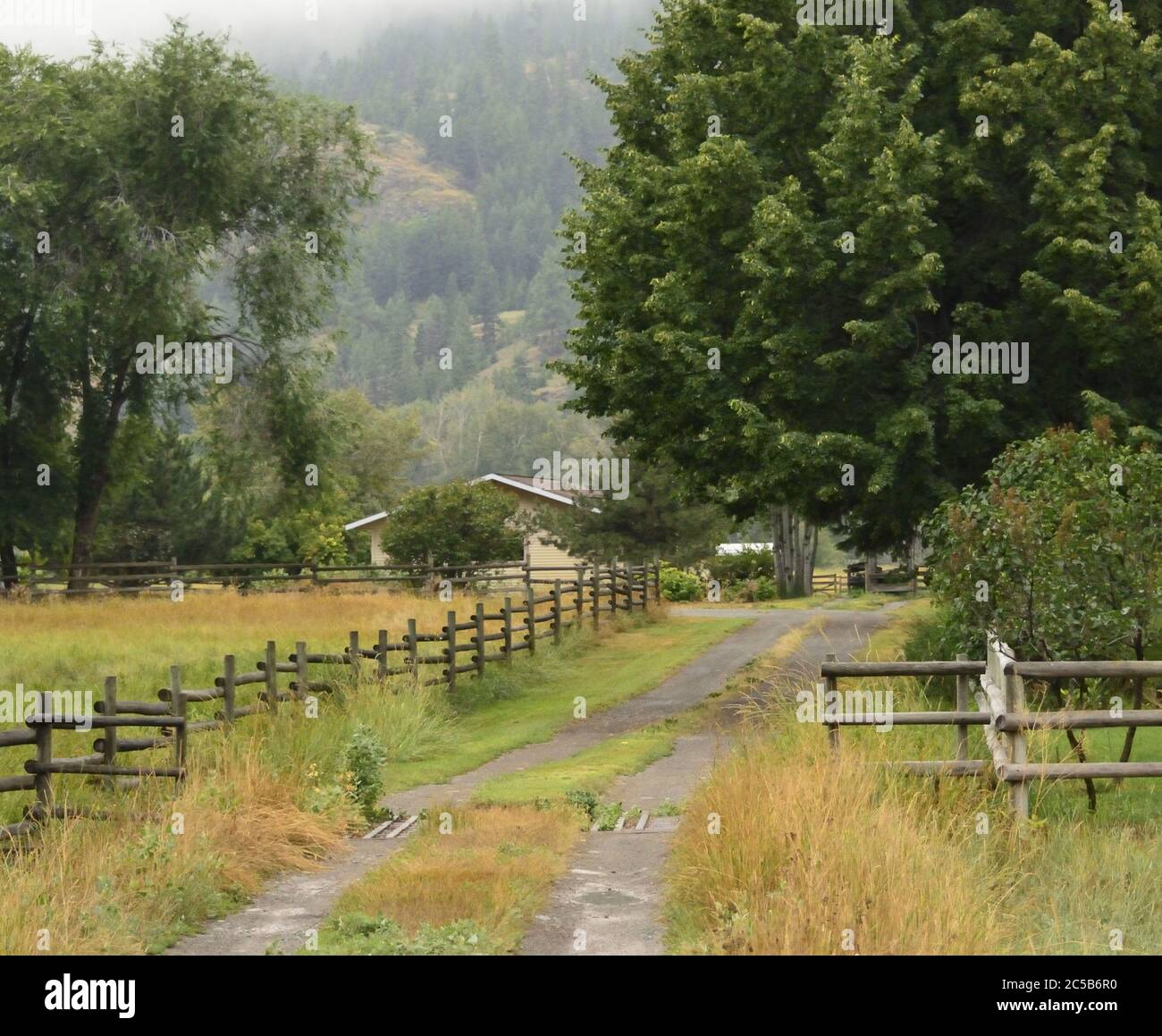 Cowboy Fence High Resolution Stock Photography And Images Alamy