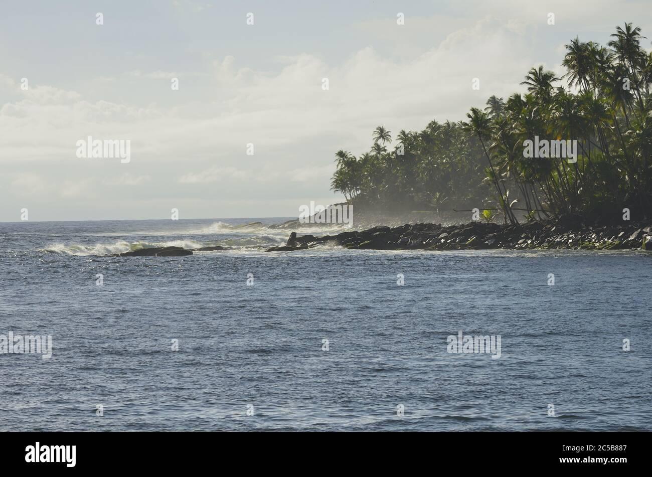Saint Joseph Island Stock Photo