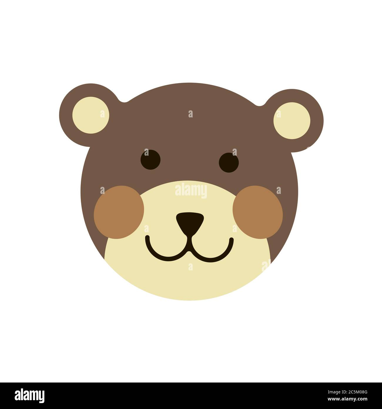 Illustration Of A Cute Cartoon Teddy Bear Holding A Blank Square.. Royalty  Free Cliparts, Vectors, And Stock Illustration. Image 42150525.